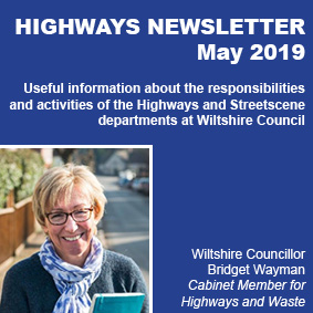 Wiltshire Council Highways Newsletter - May 2019