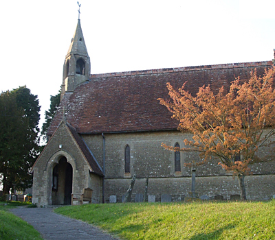 St Philip & St James' Church