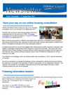 Wiltshire Council Parish Newsletter